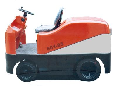 大连叉车S01-05蓄电池牵引车