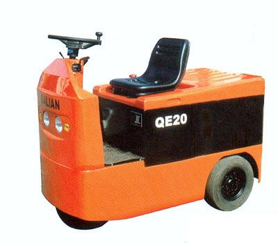 大连叉车QE20蓄电池牵引车