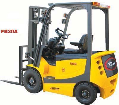 西林FB20A电动叉车