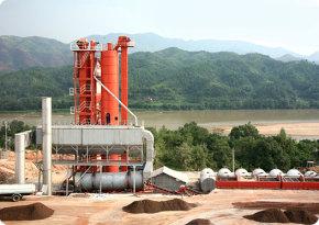 北京加隆CL-5000沥青搅拌设备