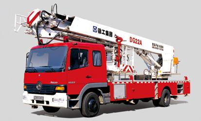 徐工DG22A登高平台消防车