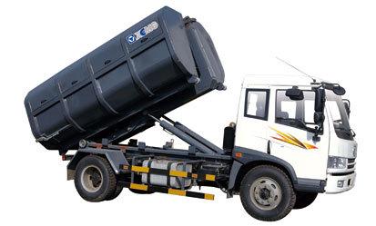 徐工XZJ5120ZXX车厢可卸式垃圾车