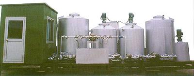 辽筑LRZ—6.0A沥青乳化设备
