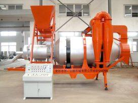 创一SLB10移动双滚筒沥青拌和机
