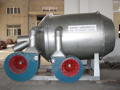 创一RMF系列煤粉燃烧炉