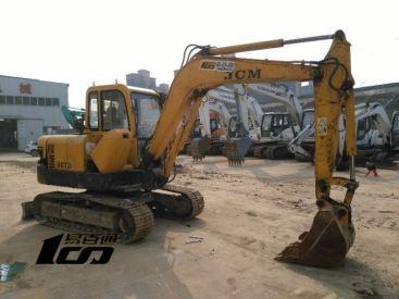 安徽15万元出售8成新山重建机二手906D挖掘机