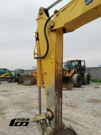 陕西西安市二手机中联重科ZE85E挖掘机